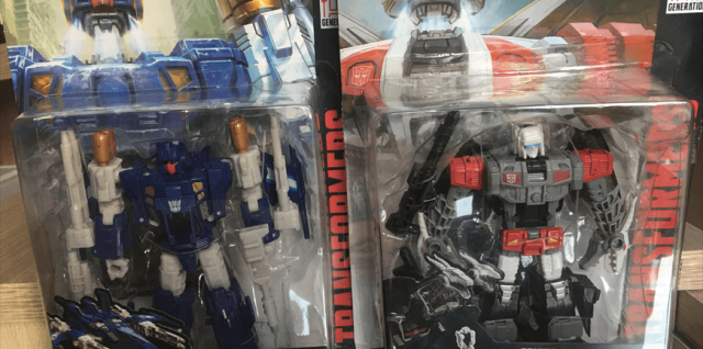 Transformers Titans Return Triggerhappy and Twinferno