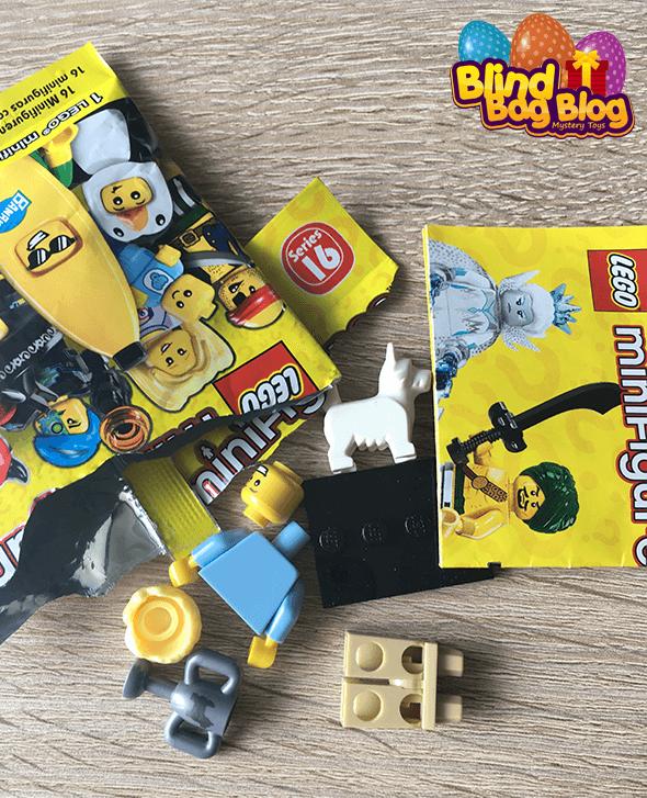Lego Minifigures series 16 Dog Show Winner