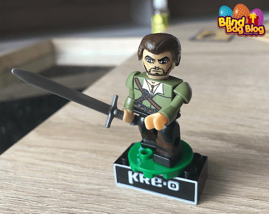 KRE-O Dungeons & Dragons Fighter Kreon