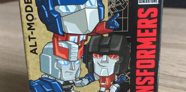 Transformers Alt-Modes series 1