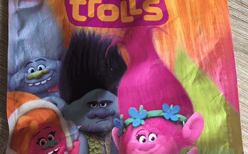 Dreamworks Trolls blind bags series 1