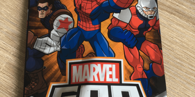 Marvel 500 series 3 Blizzard