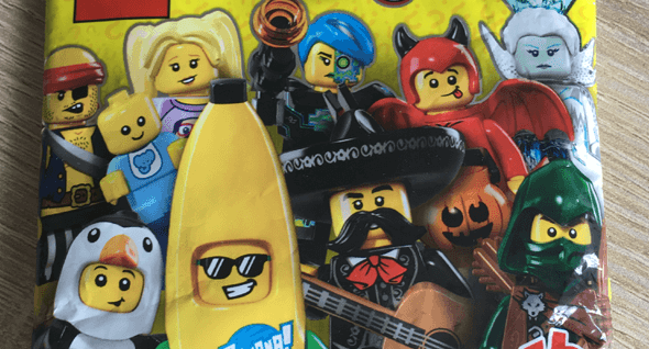 Lego Minifigures series 16 blind bag